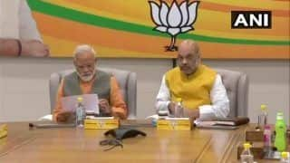 Lok Sabha Elections 2019 News Updates: BJP's Central Election Committee Meeting Held