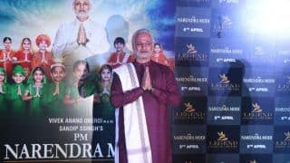 Congress Leader Suresh Mishra Urges Election Commission to Stop Release of PM Narendra Modi Biopic