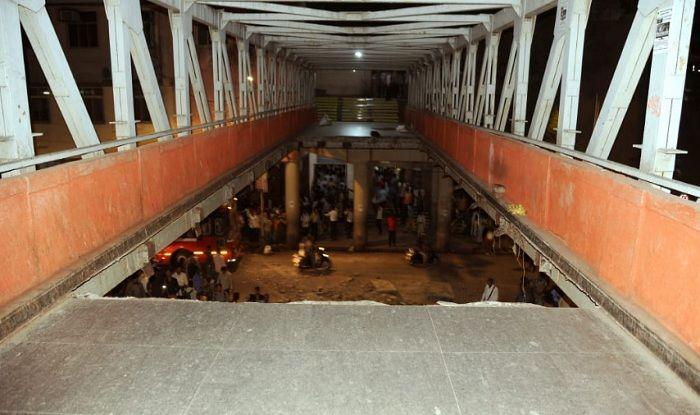 Mumbai Foot Overbridge Collapse: Auditor Neeraj Kumar Desai Arrested For Negligence