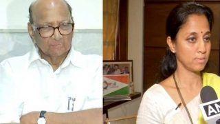 NCP के 12 उम्मीदवारों की सूची जारी, शरद पवार ने अपनी परंपरागत सीट से दोबारा बेटी सुप्रिया सुले को उतारा