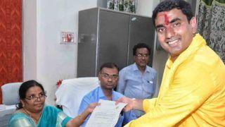 Lok Sabha Elections 2019: Andhra Pradesh CM Chandrababu Naidu's Son Nara Lokesh Declares Assets Worth Over Rs 320 Crore