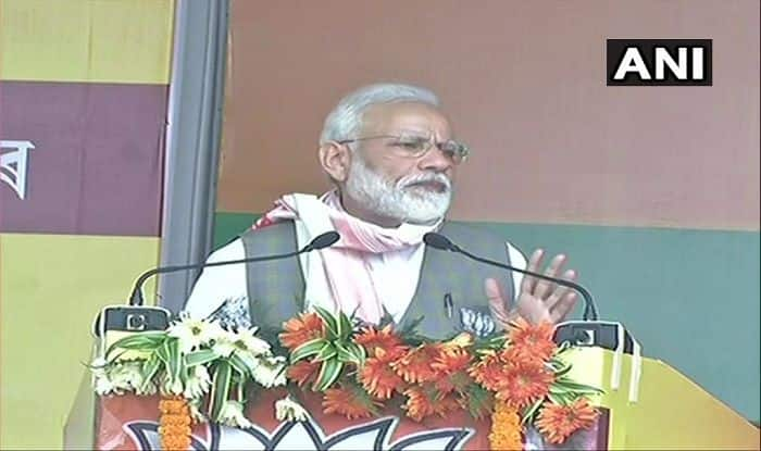 'Only a Chaiwala Can Understand The Pain of Chaiwalas': PM Modi in Assam's Moran