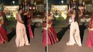 Television Hot Bomb Nia Sharma's Impromptu Rajasthani Folk Dance Will Wipe-off Your Monday Blues, Video Goes Viral