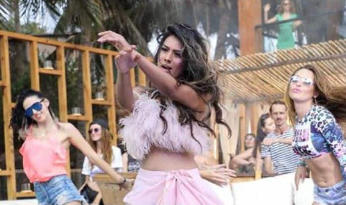 Television Hottie Nia Sharma Looks Bold And Sexy in Baby