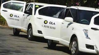 Karnataka Suspends License of Ola Cabs For Six Months