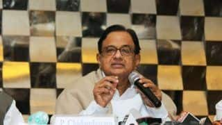 Congress' Minimum Guaranteed Income Scheme Will be Rolled Out in Phases to Benefit 5 Crore Families, Says P Chidambaram