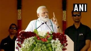 Narendra Modi in Tamil Nadu: From Abusing my Family to Talking About Killing me, Hatred of Opposition Reaching New Levels, Says PM