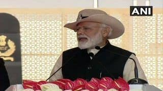 Enough is Enough, Cannot Keep Suffering Till Eternity, Says PM Narendra Modi Referring to Terror Attacks