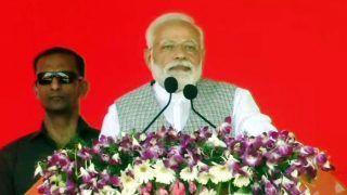 पीएम नरेंद्र मोदी का BJP सांसदों को निर्देश, 'अपने क्षेत्र में करें 150 किमी की पदयात्रा'