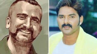 Bhojpuri Star Pawan Singh Welcomes Abhinandan Varthaman With The Song 'Abhinandan Ka Abhinandan Hai', Video Clocks Over 2 Million Views on YouTube