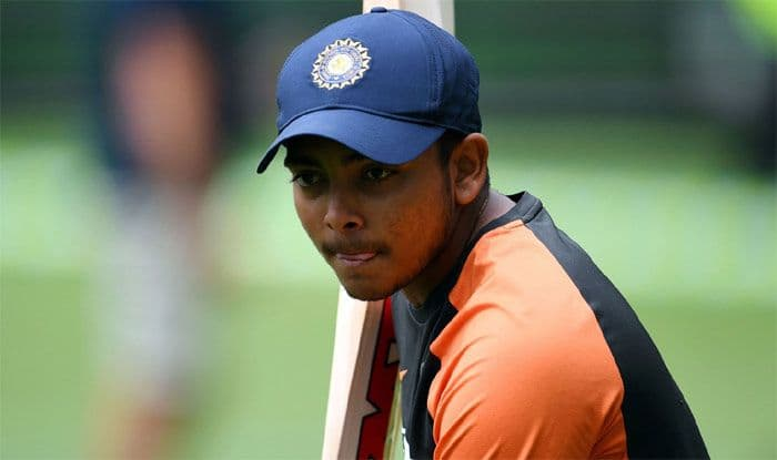 IPL 2019: Brian Lara Finds Shades of Virender Sehwag in Prithvi Shaw's Batting Technique
