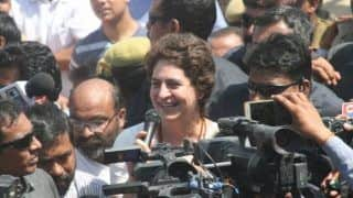 Priyanka Gandhi Will Kick Off Second Leg of Her Three-Day LS Election Campaign in Uttar Pradesh From Amethi
