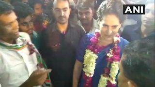 VIDEO:प्रियंका गांधी ने कार्यकर्ता से पूछा, तैयारी कर रहे हो चुनाव की, इस वाले की नहीं, 2022 के लिए?