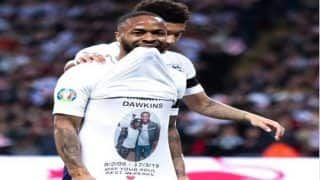 Raheem Sterling Nets Hattrick Against Czech Republic, Pays Heartfelt Tribute to a Late Youth Player