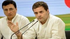 Will Give 20% Poorest Families Rs 72,000 Every Year if Voted to Power, Announces Rahul Gandhi