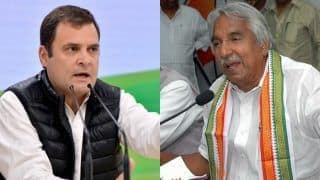 Congress President Rahul Gandhi Will Decide on Contesting LS Polls From Wayanad: Oommen Chandy