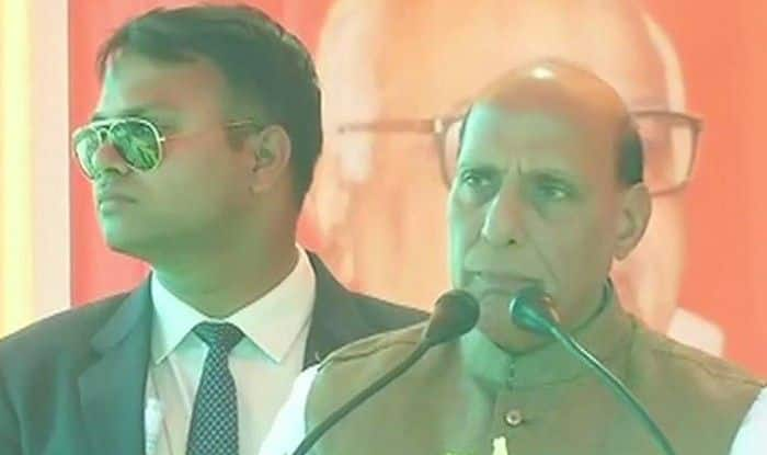 Nothing Can Stop us From Taking Action Against Terrorists And Terror Camps: Rajnath Singh