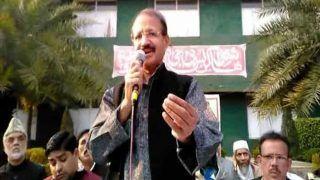 राशिद अल्वी ने लोकसभा चुनाव लड़ने से किया इनकार, कांग्रेस ने दूसरा उम्मीदवार घोषित किया
