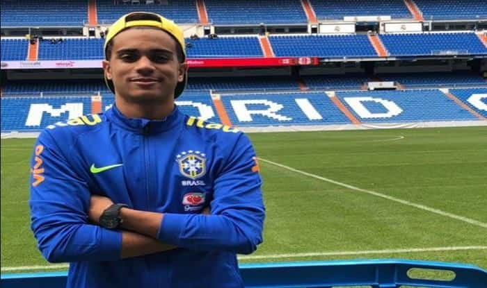 Real madrid eyeing deal for 17-year-old