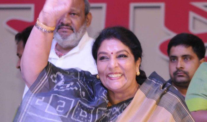 Congress leader Renuka Choudhary