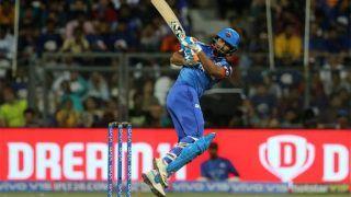 IPL 2019 MIvsDC: दिल्ली ने 214 रन का बड़ा लक्ष्य, ऋषभ ने बॉलर्स को छुड़ाया पसीना