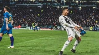 Cristiano Ronaldo to be Banned For Obscene Celebration in Champions League Match: Reports