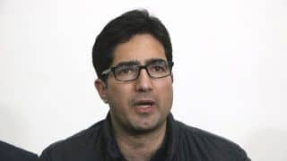 Delhi High Court Seeks Response From Centre on Shah Faesal's Application to Produce Look Out Circular