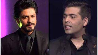 शाहरुख खान को जिस ट्वीट में कहा गया 'बी ग्रेड एक्टर', उसे लाइक कर फंसे करण जौहर, मांगनी पड़ी माफी