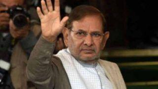 जिस पार्टी से 2014 में हारे थे शरद यादव, उसी दल के टिकट पर इस बार लड़ेंगे चुनाव