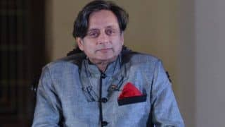 Feel Like a Batsman Who Has Scored Century While His Team Has Lost: Tharoor