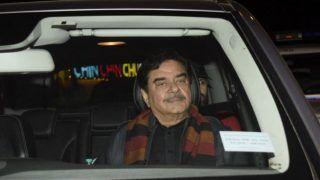 Shatrughan Sinha Calls Rahul Gandhi