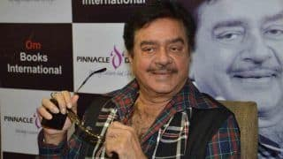 Shatrughan Sinha Says Demonetisation, GST by 'Two-Men Army' Hit Economy