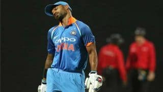 4th ODI: Shikhar Dhawan Admits That Team Has Twice Read The Conditions Wrong