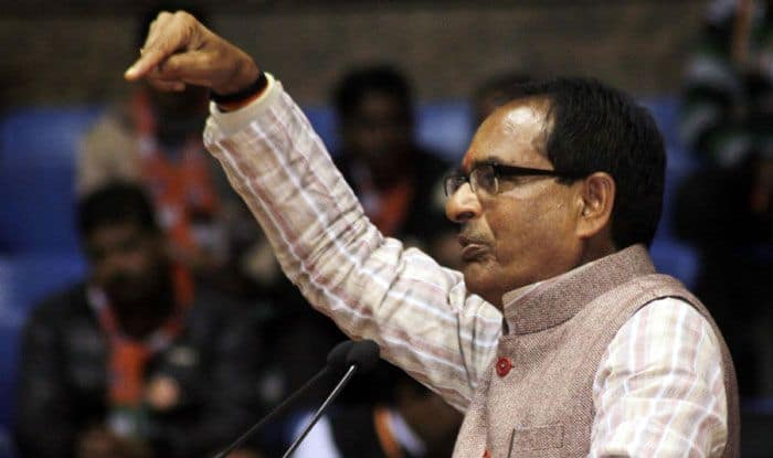 Shivraj Singh Chauhan. Photo Courtesy: IANS
