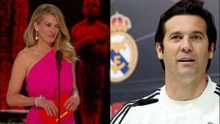 La Liga 2018-19: Santiago Solari Pokes Fun at Jose Mourinho's Comments, Says Ask Julia Roberts Who Should Coach Real Madrid