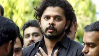 BCCI Ombudsman Reduces Sreesanth's Lifetime Ban For Alleged Spot-Fixing to Seven Years