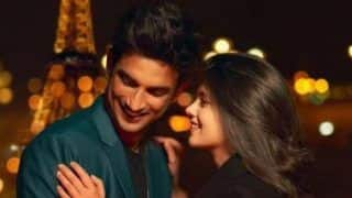 Sushant Singh Rajput And Sanjana Sanghi's Movie Dil Bechara Gets Official Release Date After Name Change