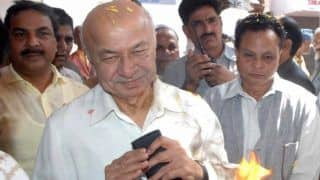 Congress Leader Sushilkumar Shinde Makes Sensational Claim, Says he Got Offer to Join BJP