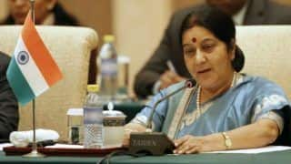 Sushma Swaraj Ups Ante Against Pakistan, Asks Imran Khan to Hand Over JeM Chief Masood Azhar to India And Prove 'Statesmanship'