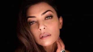 Sushmita Sen is a Picture of Elegance as She Poses For a Photoshoot in These Videos