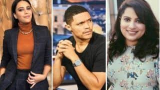 Swara Bhasker And Mallika Dua Slam Comedian Trevor Noah For His Racist Comments on Indo-Pak Tensions, Say War is Not Entertaining