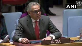 India Welcomes UNSC's Resolution to Counter Terror Financing, Says Some States Will Continue to Justify Actions And Inactions