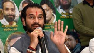 Tej Pratap Yadav Likely to Contest Against Estranged Wife's Father in Saran