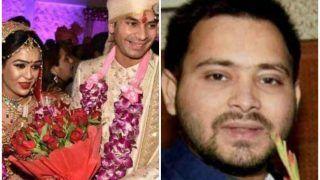 जदयू नेता की लालू यादव को अजीब सलाह- तेजप्रताप साधु हो गए, अब तेजस्वी से करा दें ऐश्वर्या की शादी