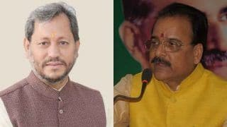 Lok Sabha Elections 2019: BJP Fields Ajay Bhatt and Tirath Singh Rawat For Nainital And Pauri Seats of Uttarakhand