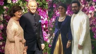 Celebrities And World Leaders Arrive For Akash Ambani-Shloka Mehta Wedding in Mumbai; Tony Blair, Aamir Khan Among Guests