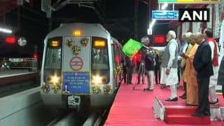 Dilshad Garden to New Bus Adda Metro Flagged Off: All You Need to Know About Red Line Extension