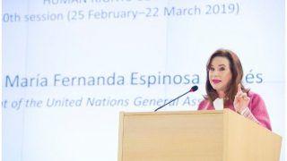 भारत-पाकिस्तान के बीच तनाव से चिंतित हैं UN GA अध्यक्ष, कहा- कूटनीति से हल करें मतभेद
