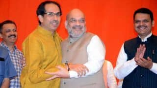 Uddhav Thackeray Says All Issues Between Shiv Sena And BJP Resolved