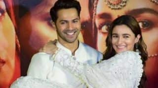 Varun Dhawan Pulls Alia Bhatt's Leg, Says She Used to Show a Lot of Attitude on The Sets of Kalank